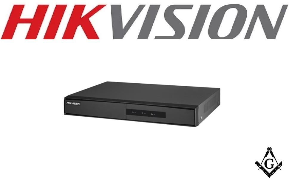 DVR Hikvision 4 Canais 1080N DS-7204HGHI-F1