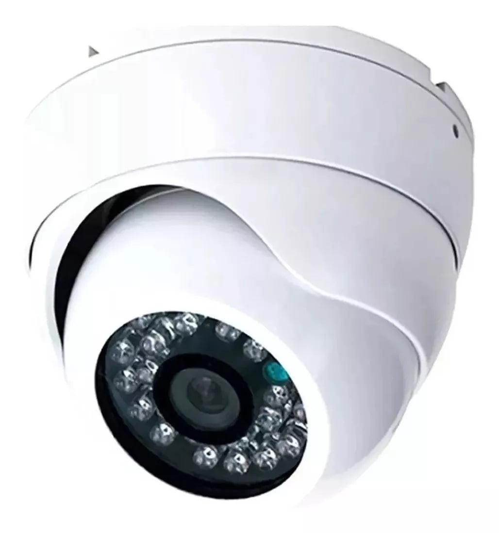 Câmera Segurança Vigilância Dome Com Infra 2005 Ahd 2mp 2,8mm