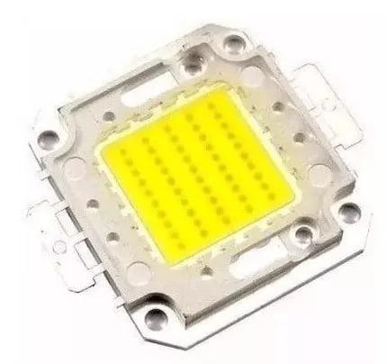 Chip Led branco GY-30W-T-.75 Reposição De Refletor