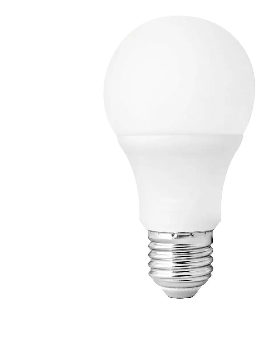 Lâmpada 7w Bulbo Super Led Branco quente Soquete E27 Econômica