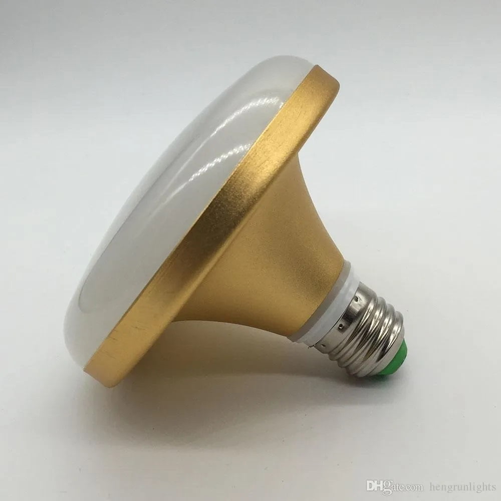 Lampadas Disco 24w Led E27 Bivolt Branco