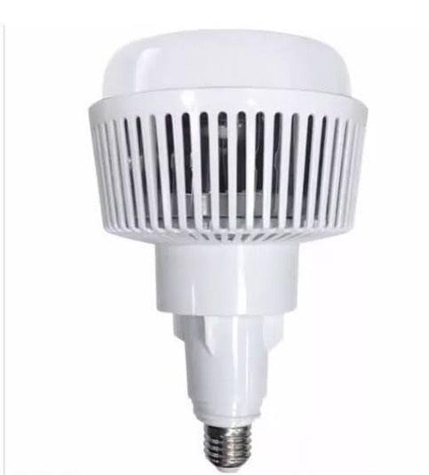 Lampadas bulbo gaiola 50w Led E27 Bivolt Branco