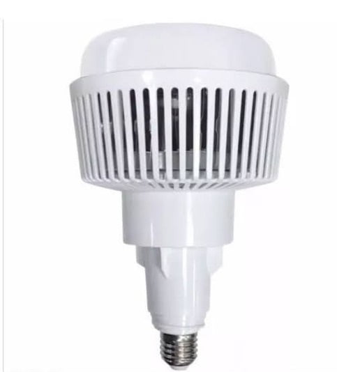 Lampadas bulbo gaiola 70w Led E27 Bivolt Branco