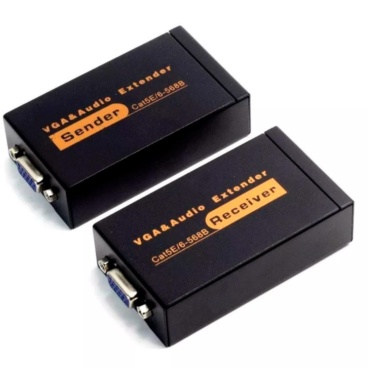 Extensor VGA 100 metros - HW-EXV100M