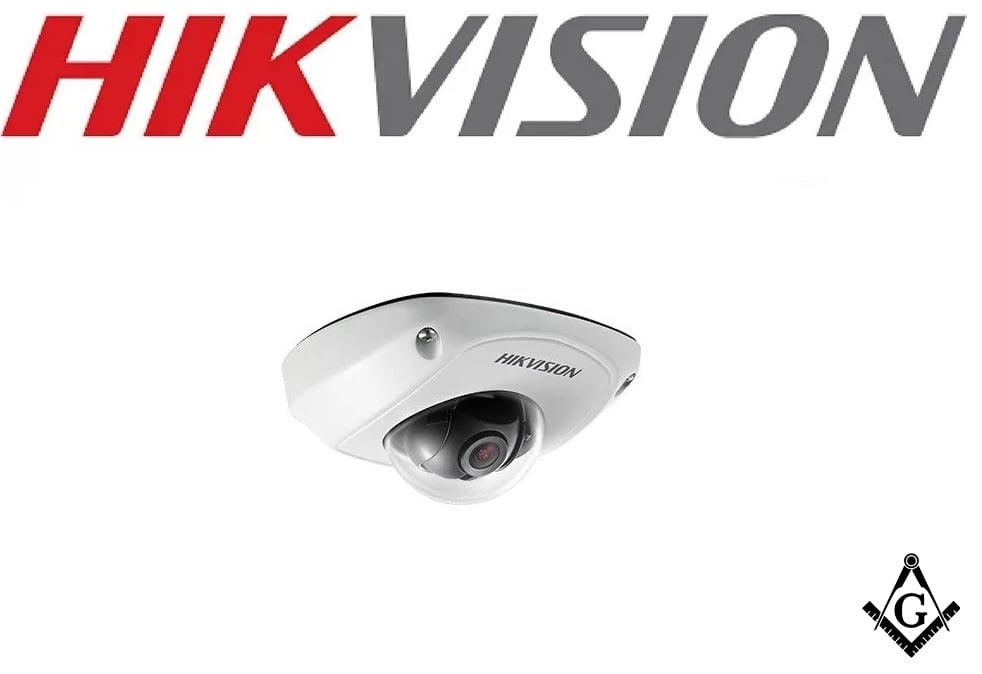 Câmera Dome Full HD Hikvision DS-2CE56D8T-IRS 1080p 20 Metros IP66