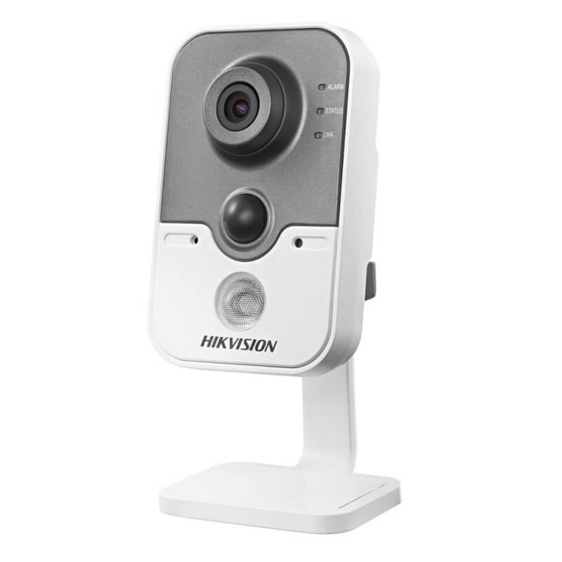 Câmera Hikvision Cubo DS-2CE38D8T-PIR Full Hd 1080p, 20mts, infra vermelho, Exlr, Smart IR, ICR, 0.05 lux Ultra Low Light, (Lente 2.8mm)