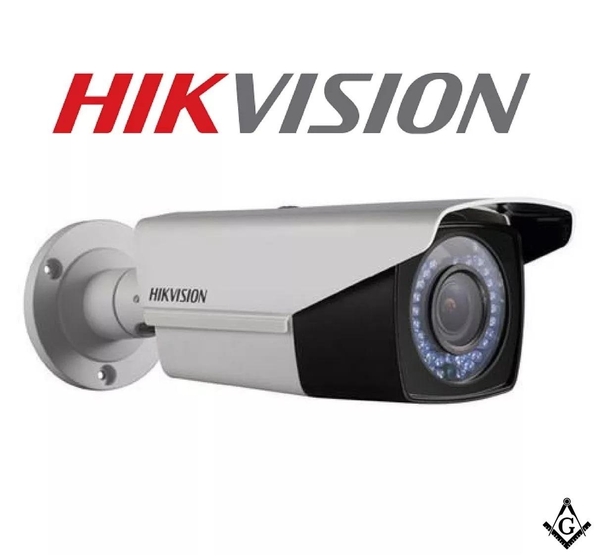 Camera Hikvision Ir 40m Varifocal 1080p Ds-2ce16d1t-vfir3
