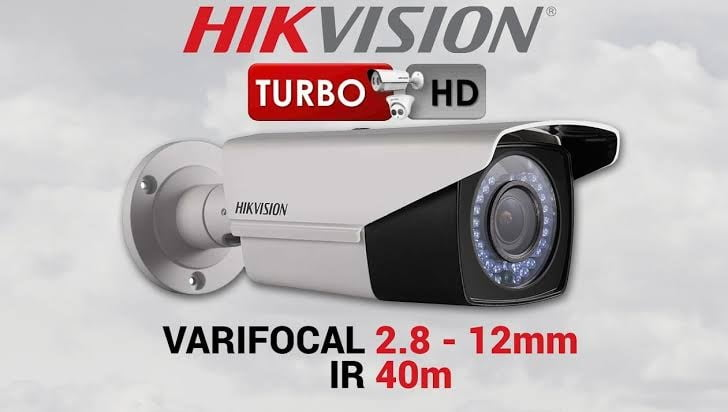 Camera Hikvision Ds-2ce16d1t-vfir3 Ir 40m Varifocal 1080p