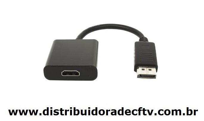 ADAPTADOR DE HDMI PARA VGA EXBOM