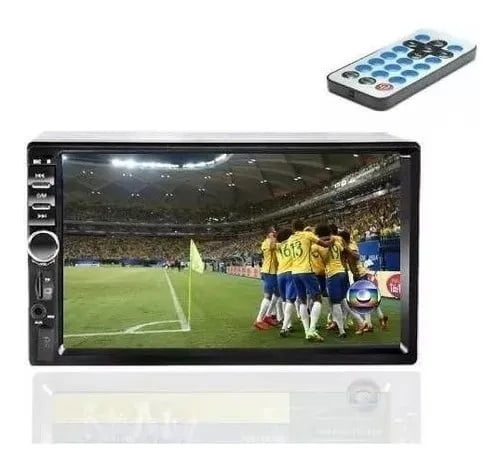 """Central Multimídia Lcd 7"""" Touch Screen - MPCC-D722BT"""