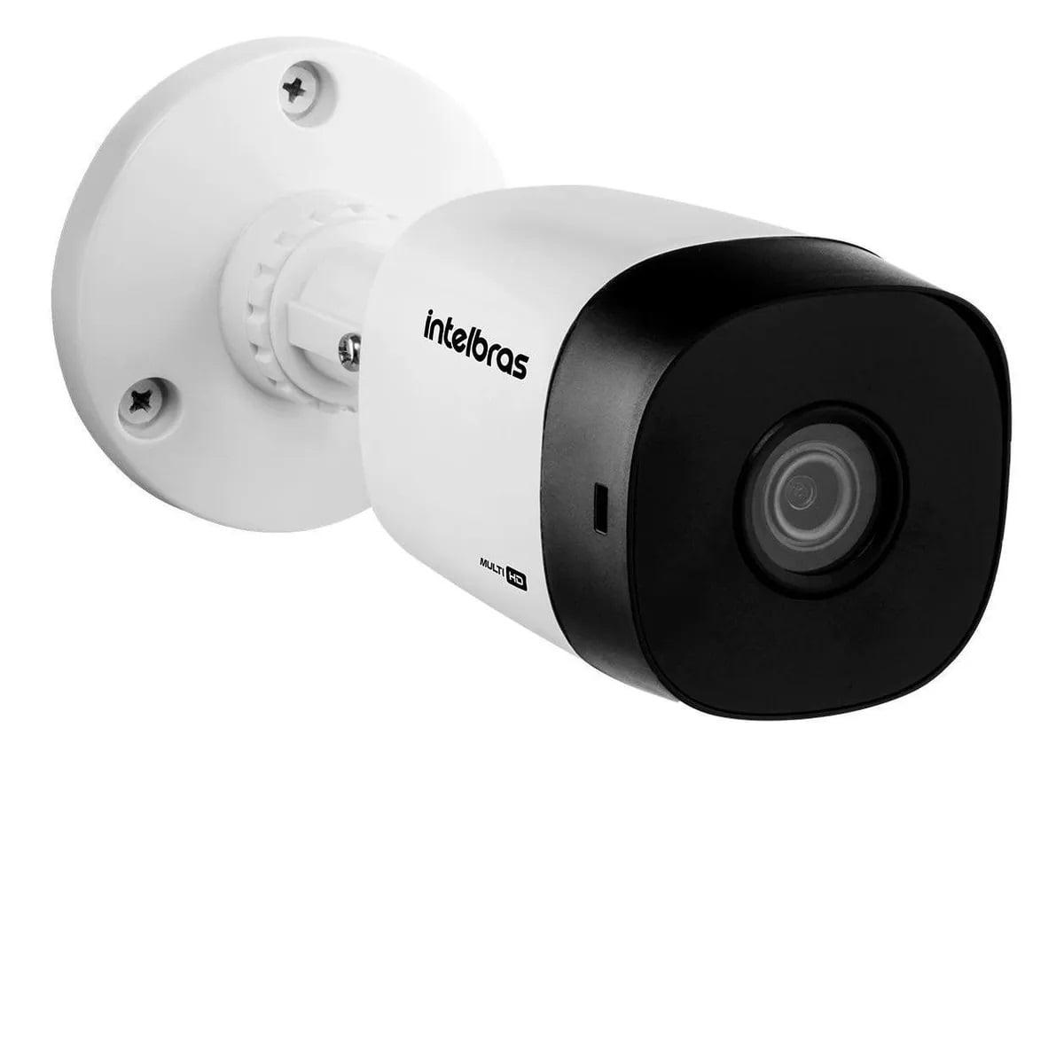 Camera Intelbras Infra Hdcvi 720p 2,6 Mm Hd Vhd 3120b Cftv - Original com nota fiscal
