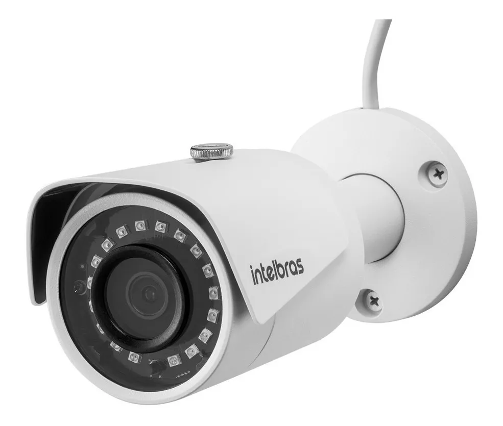 Câmera Intelbras Ip Vip 3230d Full Hd 1080p 2,8mm - original e com nota fiscal