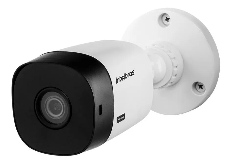 Câmera Intelbras Vhd 1120b Hdvci Infra 20m Multi Hd 720p