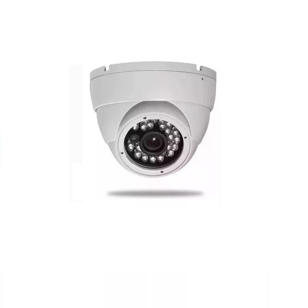 Câmera Segurança Vigilância Dome C/ Infra 2005 Ahd 1mp 3.6mm