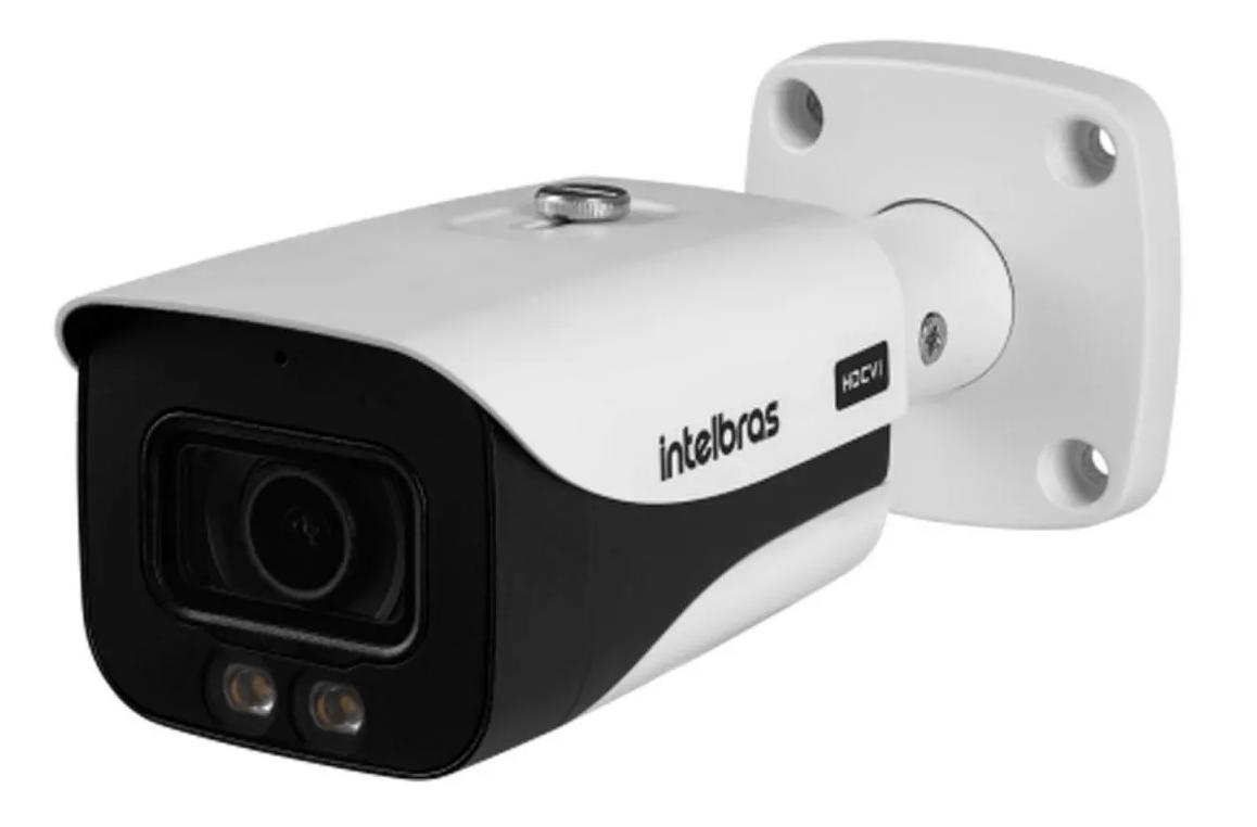 Câmera Vhd 5240 B Full Color Intelbras Ir 40m Full Hd 2mp - Original com nota fiscal