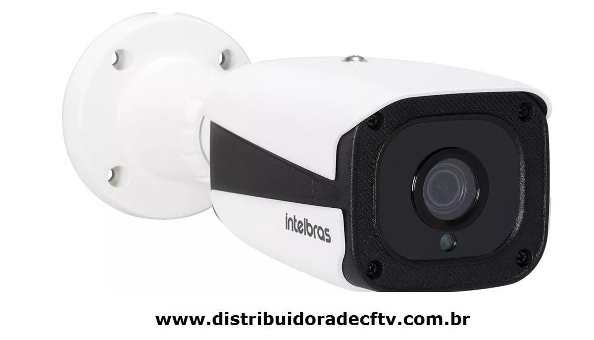 Câmera de segurança Ip Infra Intelbras Vip1220B G3 2 Megapixel 3,6mm Full Hd H.265