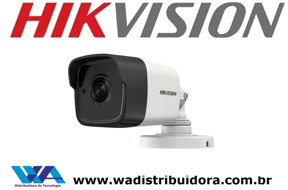 Câmera IP Hikvision Full HD DS-2CD1021-I IP67 1080p 2.8mm
