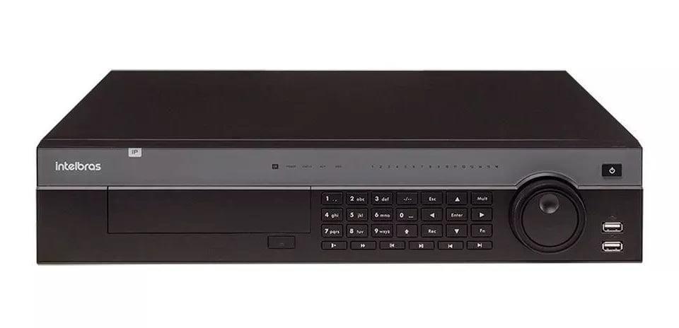 Gravador digital de vídeo Dvr Nvd 32 Ch Full Hd 7132 Ip 4k
