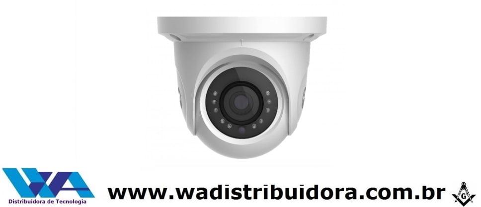 Câmera dome vermelho 4 em 1 - 1080p FULL HD Plástico motorola MTD202P