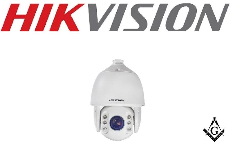 Speed Dome hikvision DS-2AE7225TI-A StarLight Full Hd 1080P, 25X zoom Optico, 16X Zoom Digital, Infra Vermelho
