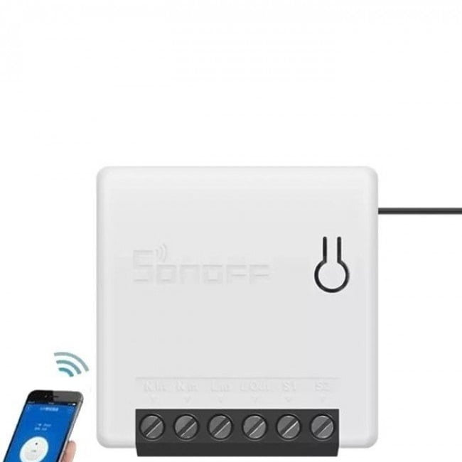 Interruptor SmartHome Wi-fi Sonoff Mini