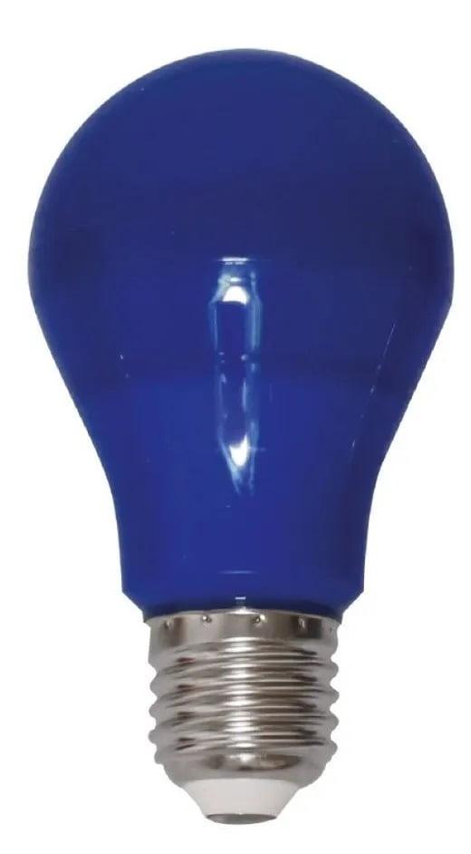 Lâmpadas Bulbo Led Colors 7w E27 Bivolt