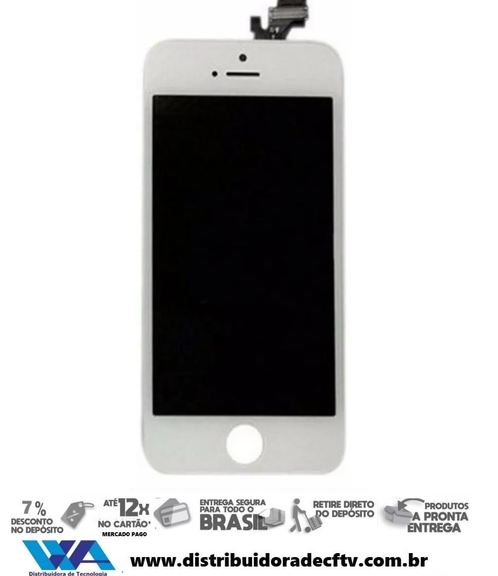 Display iPhone SE Branco - Apple