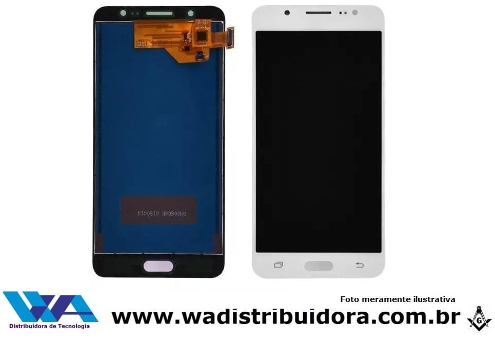 Tela Touch Display Lcd Samsung J5 Metal J510 2016 Branco