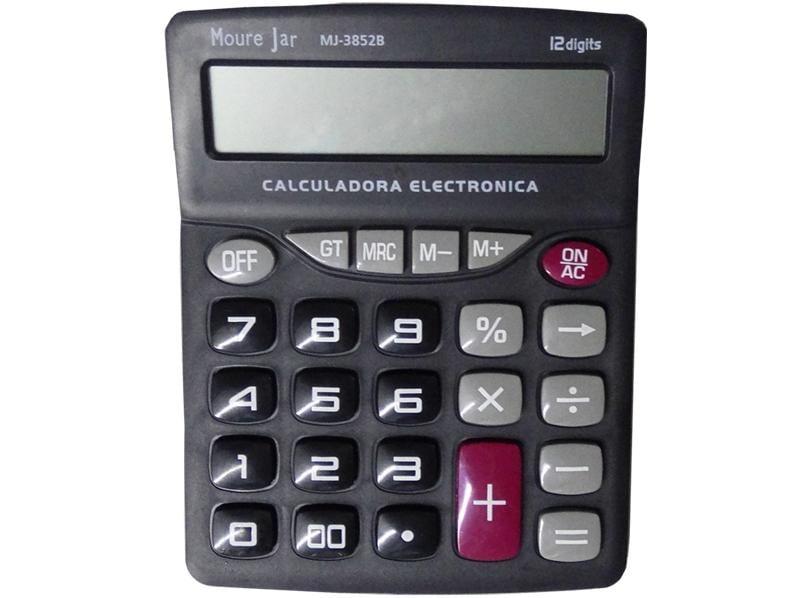 Calculadora 12 Dígitos - 3852B-2
