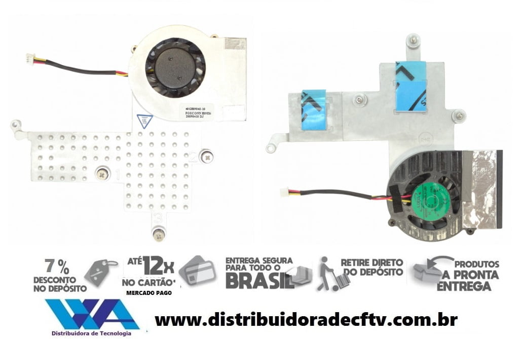 Cooler Para Notebook ADDA AD3405LX LB3 C7