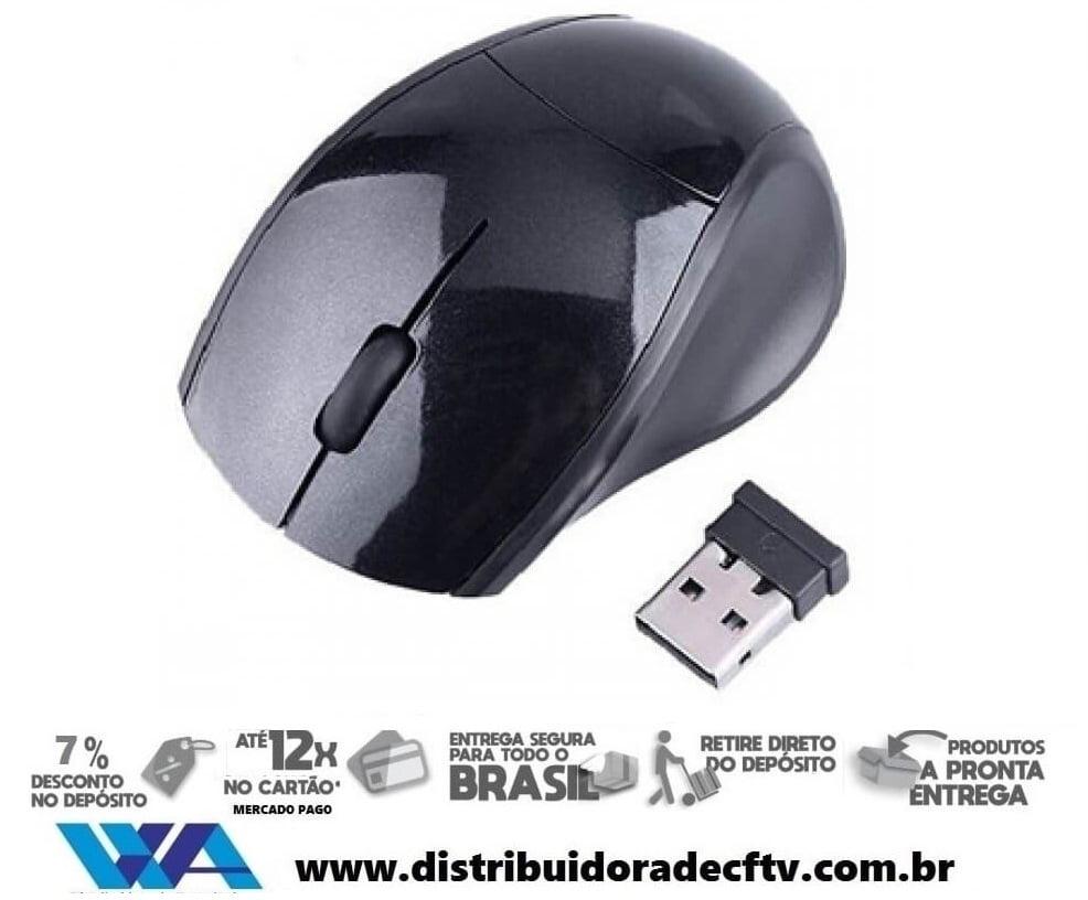 Mini Mouse Sem Fio 2.4Ghz