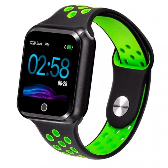 Pulseira Smartwatch Tela 1.3 Polegadas IPS Full Touch Bluetooth 4.0 - F8