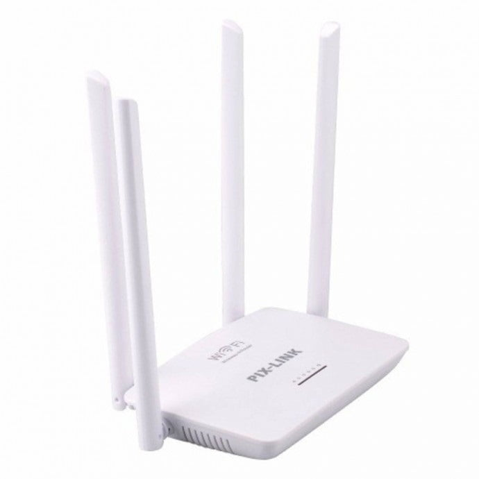 Roteador Wireless-N 300Mbps 4 Antenas - LV-WR08 - 02912