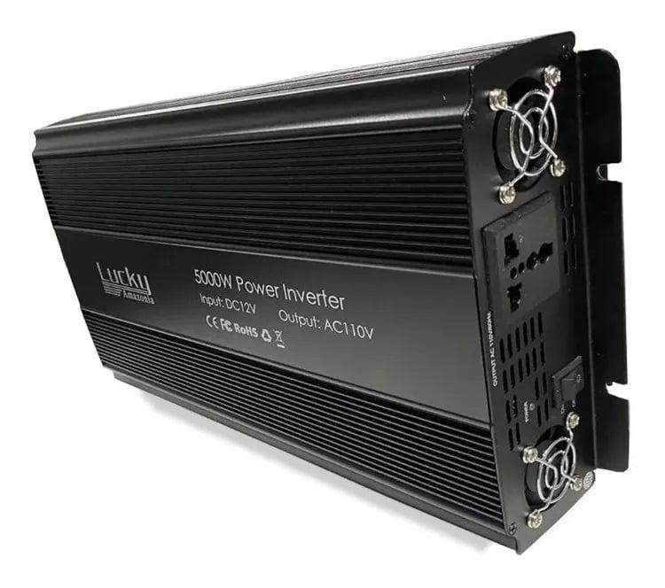 Inversor 4000 Watt Lucky Amazonia 12v 220v 60hz Geladeira