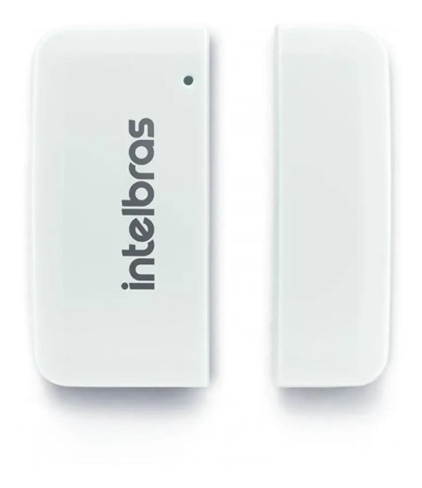 Sensor De Abertura Magnético S/fio Xas 8000 600 Metros Full