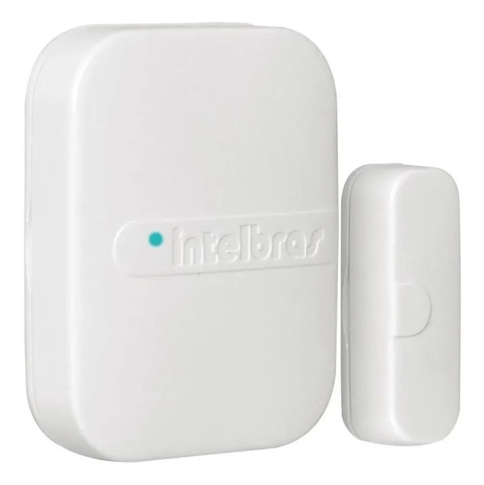Sensor Intelbras De Abertura Sem Fio Xas 4010 Smart