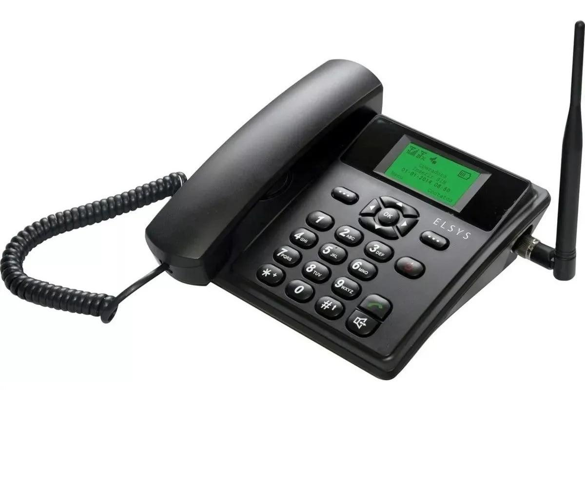 Telefone Celular De Mesa Gsm Quadriband Dual-chip Epfs12 Original com Garantia e nota fiscal