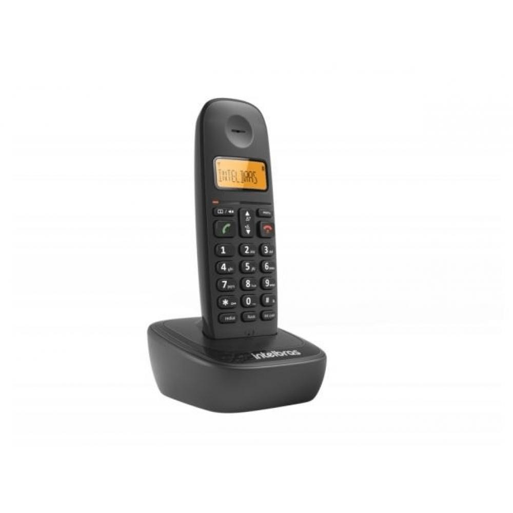 Telefone Sem Fio Intelbras Dect 6.0 Ts 2511- Ramal - Sts