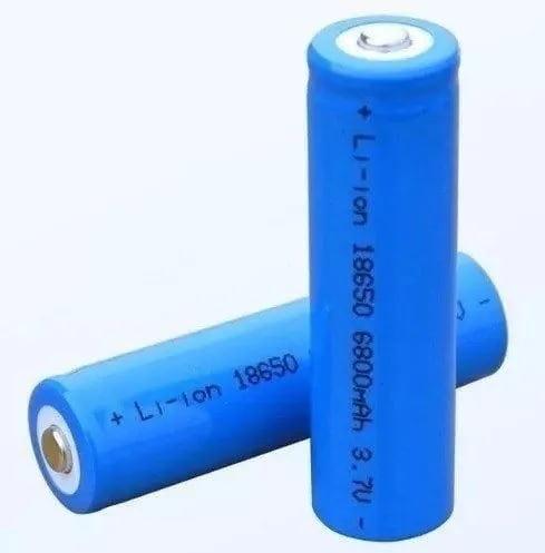 Pilhas Baterias 4.2v 16800mah Lion Recarregável