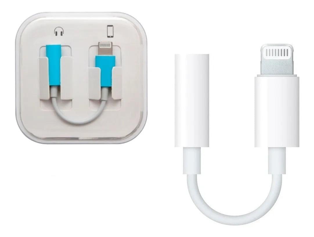 Cabo Adaptador Fone De Ouvido P2 Lightning iPhone iPad