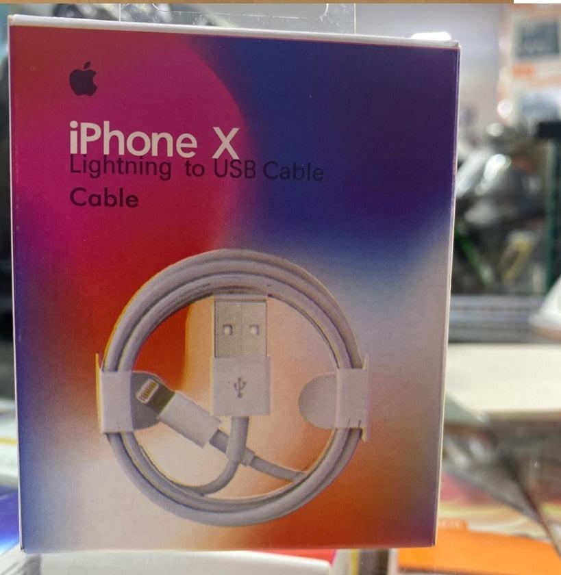 Cabo Carga Rápida iPhone 6 7 8 X 11 iPad 2 Metros Carregador