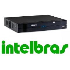 Hvr Nvr Stand Alone Intelbras Nvd 1208 8 Canais Ip 1080p