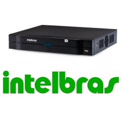 Gravador Digital nvr Intelbras Nvd 1216 Vídeo 16ch Ip 1080p Full - Original