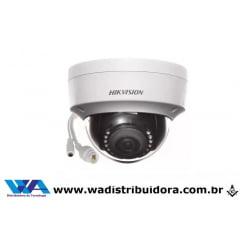 Câmera ip dome antivandalismo Hikvision Ds2cd1121i Easy Ip 2mp 4mm 30m