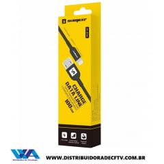 Cabo Usb para Iphone Carregamento USB / Lightning 1 metro SS-B1I6