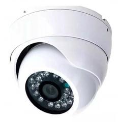 Câmera Segurança Vigilância Dome Com Infra 2005 Ahd 1mp 2.8mm