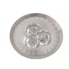 Lâmpada Led Dicróica GU10 led branco quente 5w Bivolt