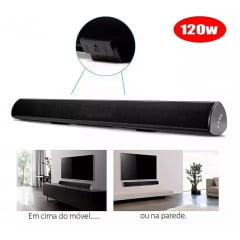 Caixa Som Sound Bar Tv C Bluetooth 80w Tomate Mts-2016