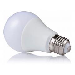 Lâmpada Led 12W Bulbo Branco frio Bivolt E27 economica inmetro