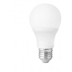 Lâmpada Led 7W Bulbo Branco frio Bivolt E27 economica inmetro 1